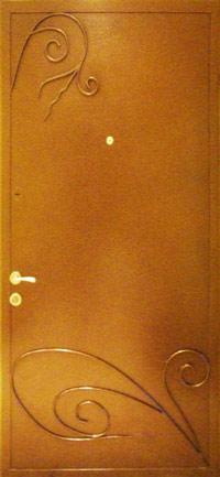 стальные двери 5 элементов