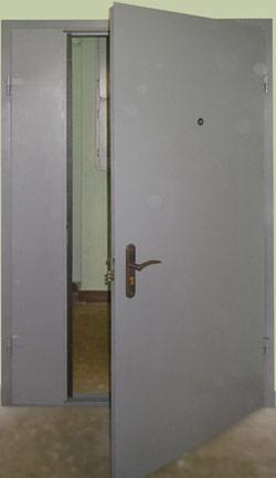 тамбурная дверь металлическая подъезд